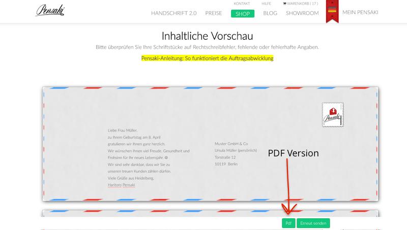 Pensaki Vorschau Inhalte So einfach auch als pdf