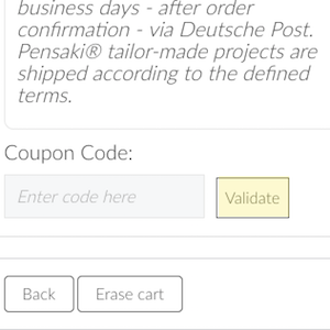Handwritten Direct Mail with Pensaki.com Campaign import template