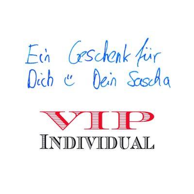 VIP Pensaki Individual Handschrift