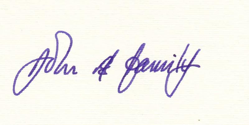 Autogrammkarten Signaturen Roboter Handschrift Pensaki-min
